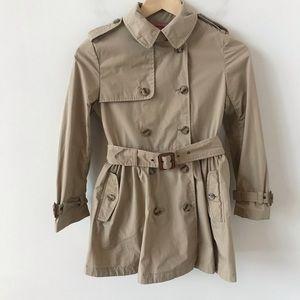 Girls Polo by Ralph Lauren trench coat